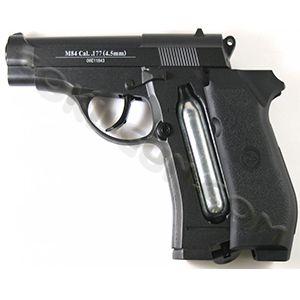 Baretta M84 - black