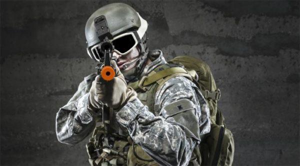 airsofter gun