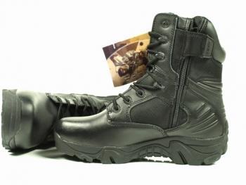 Sepatu PDL Delta Hitam