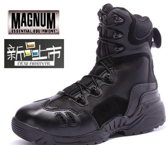 Sepatu PDL Magnum Hitam