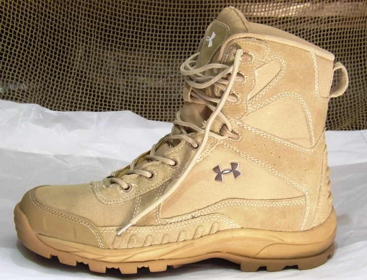 Sepatu PDL Under Armor Gurun