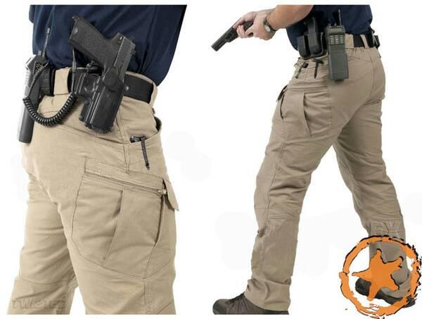 Celana Tactical Panjang Coklat