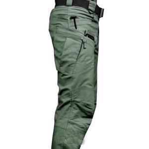 Celana Tactical Panjang Hijau